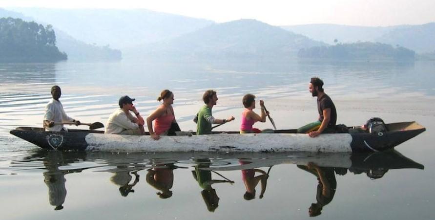 Safari activities at Lake Bunyonyi after visiting Rushaga gorillas